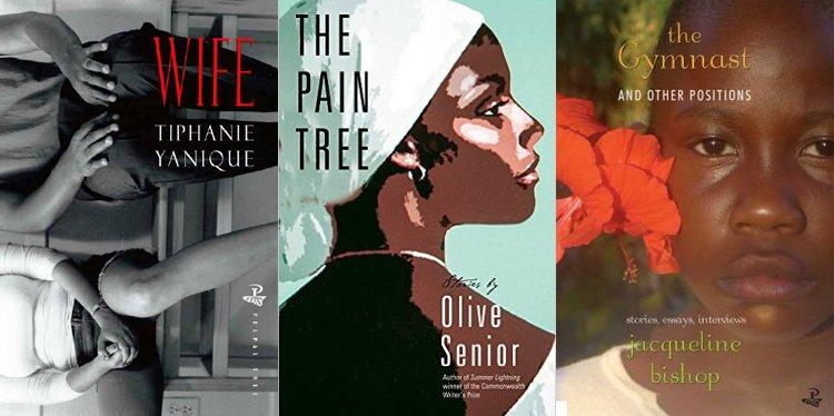 Books shortlisted for the 2016 OCM Bocas Prize