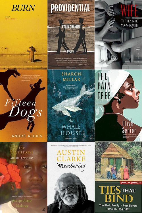 2016 OCM Bocas Prize longlist