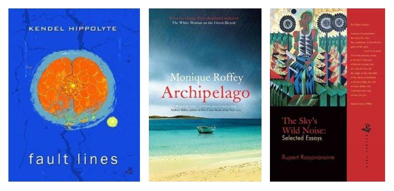 Books shortlisted for the 2013 OCM Bocas Prize