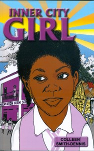 Inner City Girl by Colleen Smith-Dennis, 3rd place winner of the 2014 Burt Award for Caribbean Literature